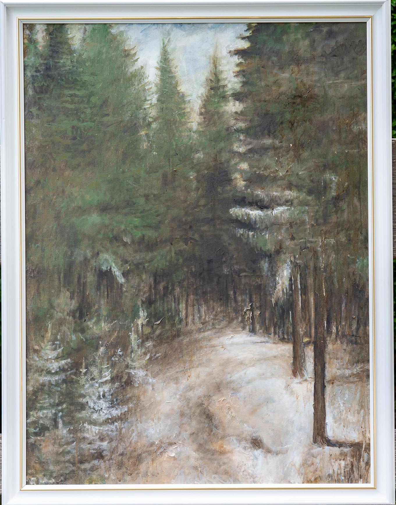 Wald, du moosiger Träumer! Gedichte, Peter Hille,  19. Jahrhundert