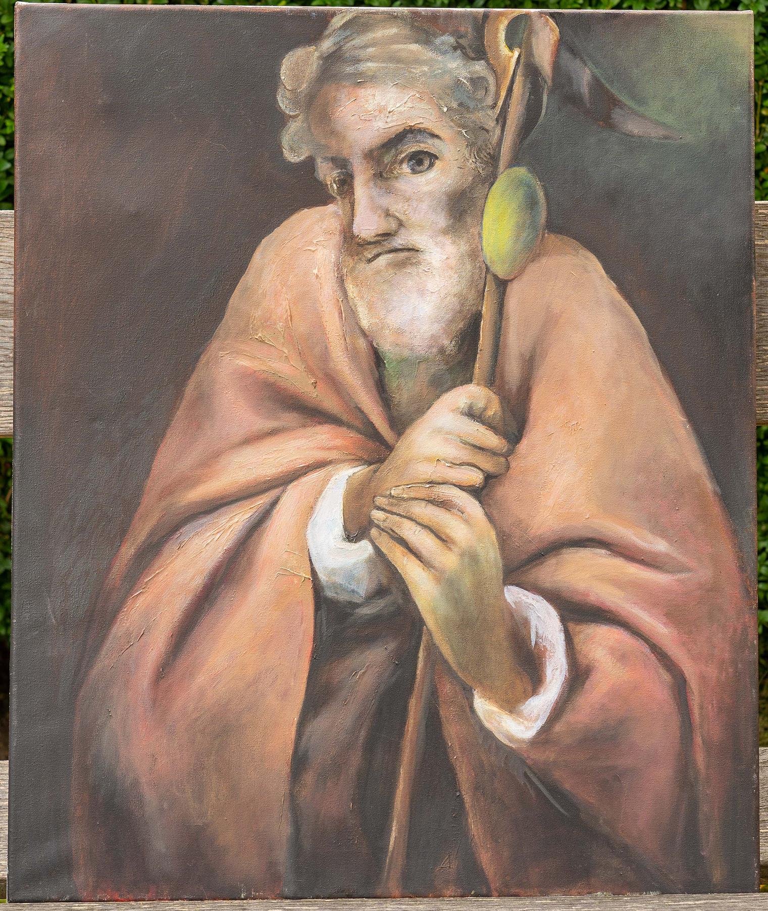 Bild vom Heiligen Judas Thaddäus
