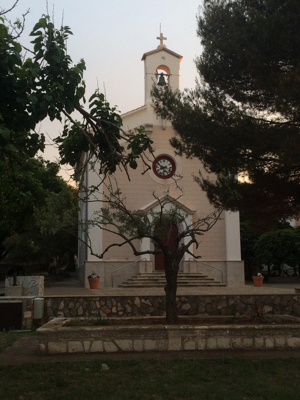 Kirche von Ilovik
