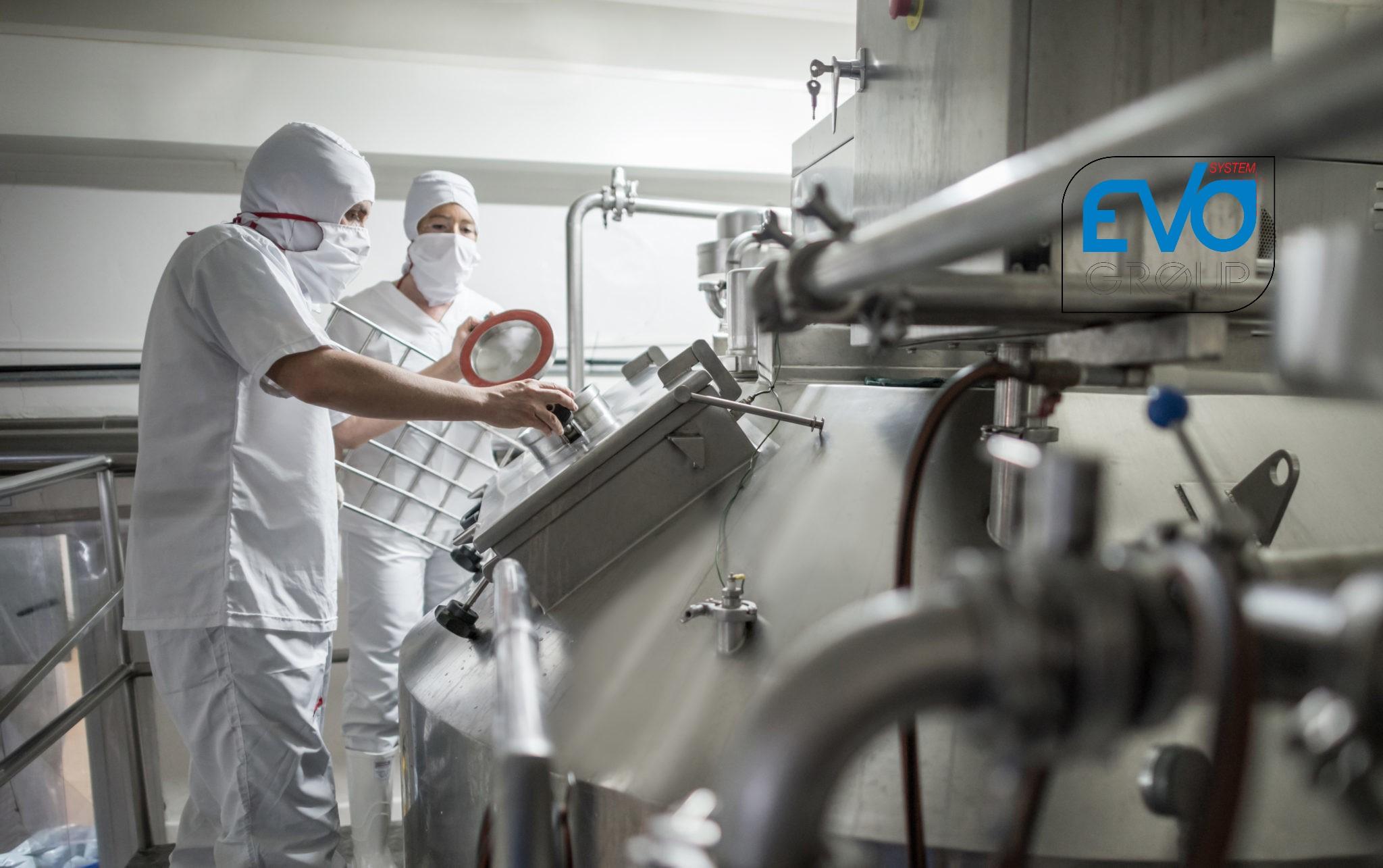 Camere Bianche Alimentari : Concetti igienici nelle camere bianche pps pfennig