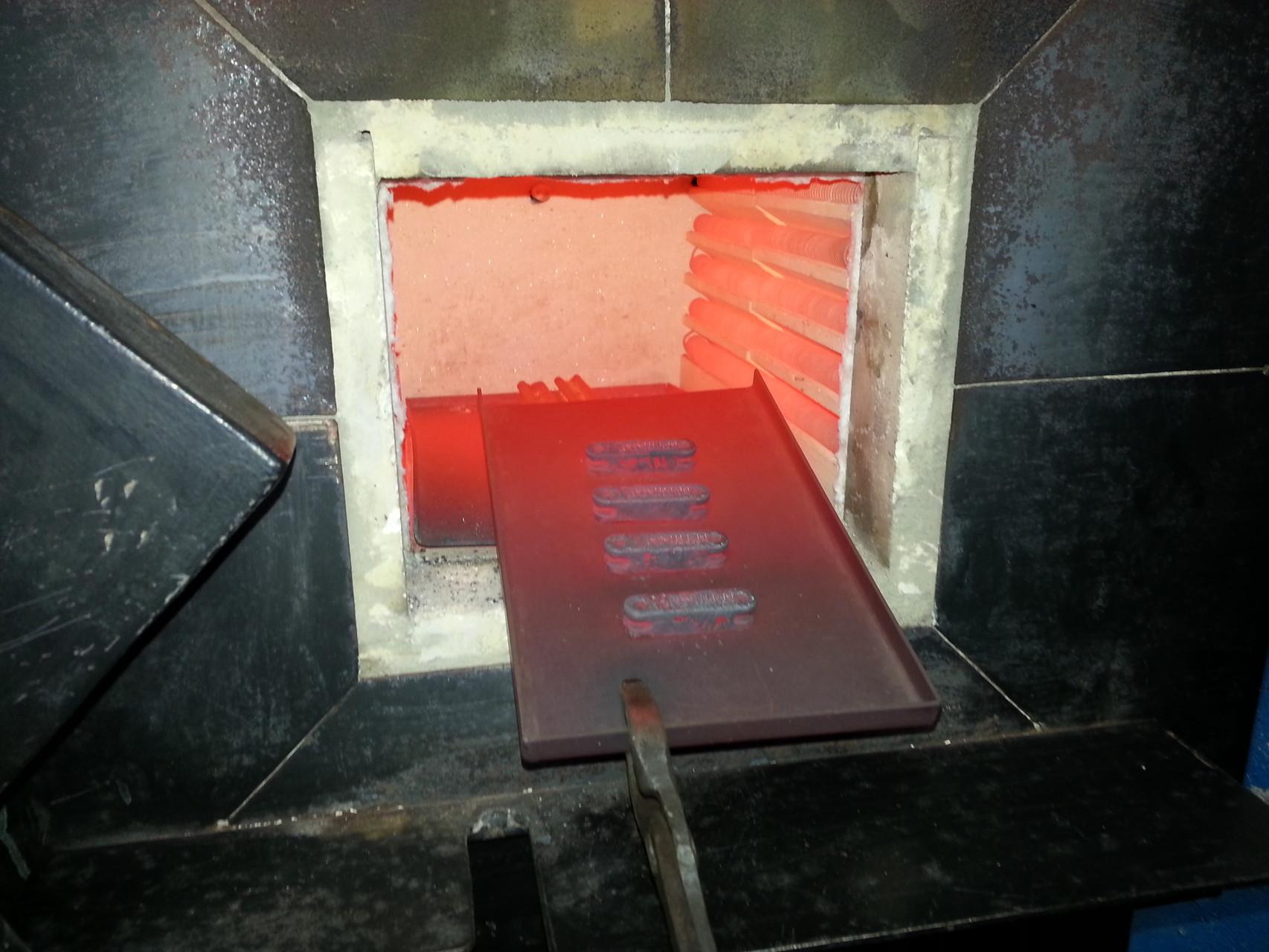 Wärmebehandlung Härten / Anlassen