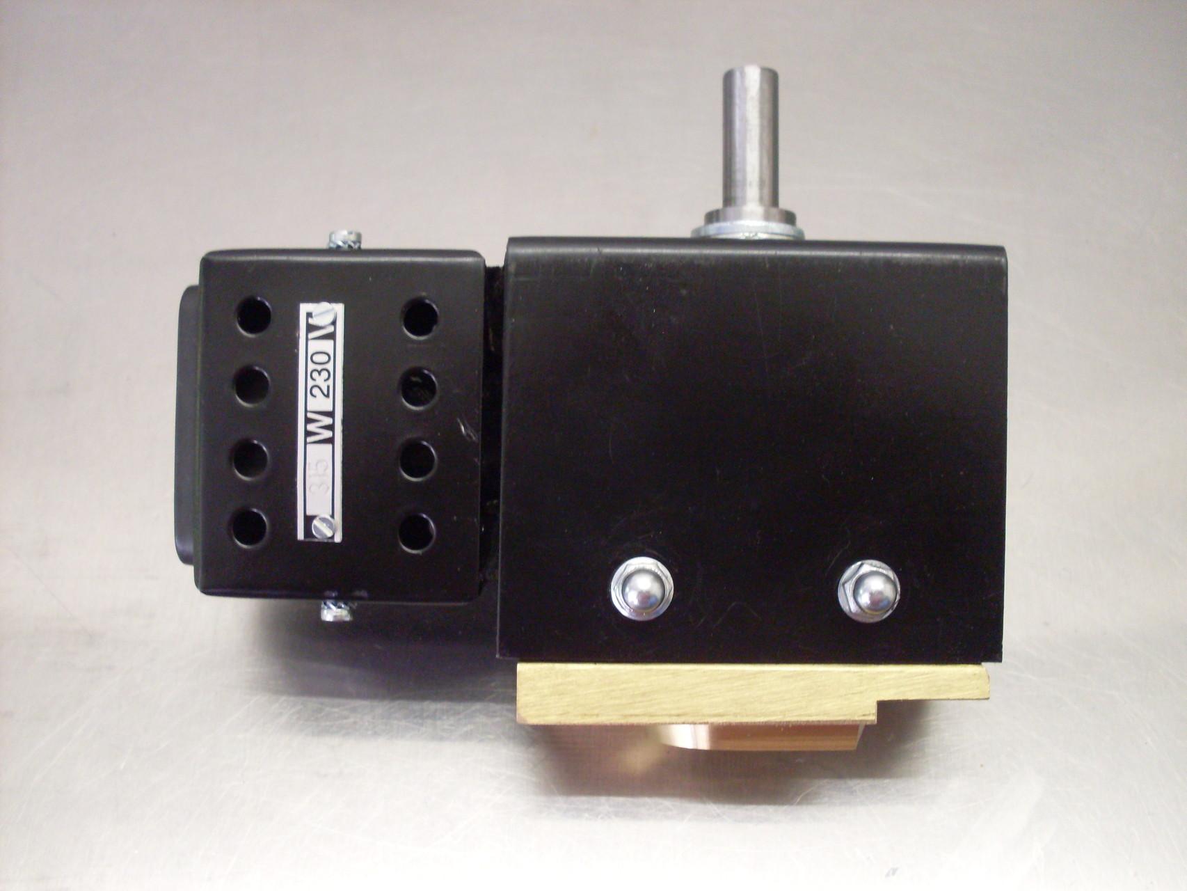 elektrischer Brennstempel