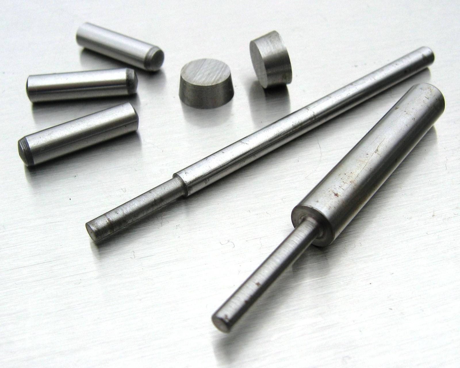 Positionsstifte, Zylinderstifte, Passstifte