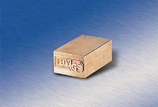 Elektroden zum Senkerodieren