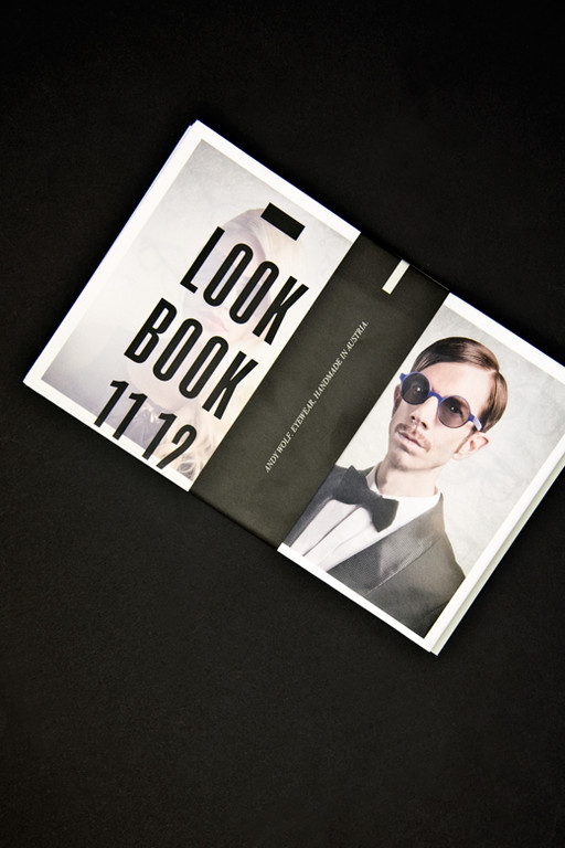 Martin Meister for Andy Wolf Lookbook