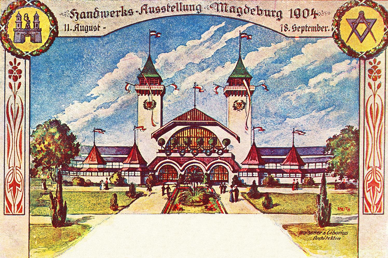 Handwerksausstellung 1904