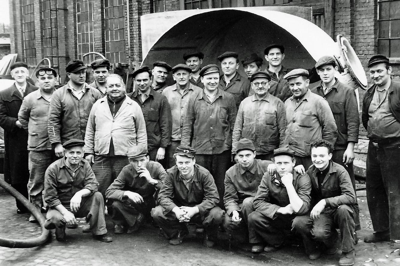 Mitarbeiter der Möller & Schulze AG