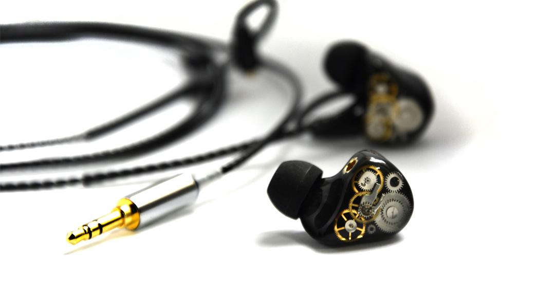 in ear monitors Erdre Audio EA502 Phileas