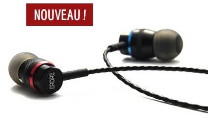 écouteurs Erdre D202 HDSS de Erdre Audio