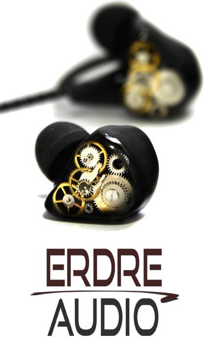 Erdre Audio : fabricant français de in-ear monitors