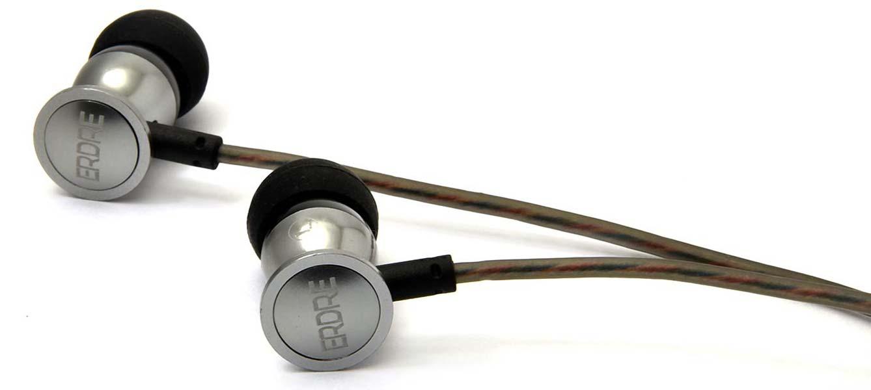 écouteurs intra-auriculaires Erdre Audio D101