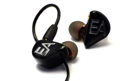 écouteurs Erdre Audio pour systèmes in ears de retour de scène