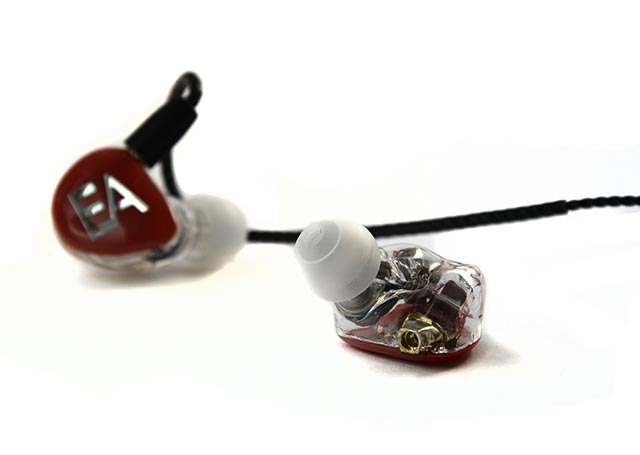 Ecouteurs intra-auriculaires in-ear monitors Erdre Audio EA H401