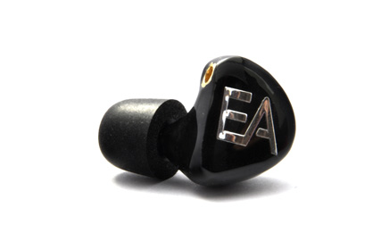 Ecouteurs intra-auriculaires in-ear monitors Erdre Audio EA H301B