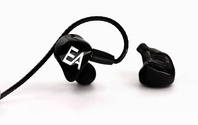 Ecouteurs intra-auriculaires in-ear monitors Erdre Audio EA H202B