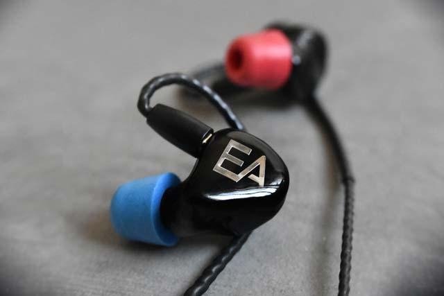 Ecouteurs intra-auriculaires EA B601B de Erdre Audio