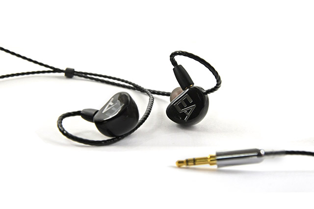 Ecouteurs in ear monitors EA H201 de Erdre Audio
