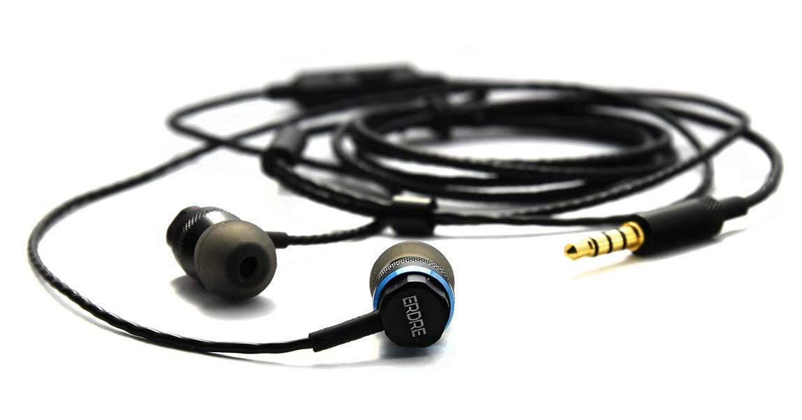 écouteurs intra-auriculaires Erdre Audio D202