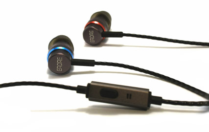 Erdre Audio : Casque audio à écouteurs intra-auriculaires Erdre D201G