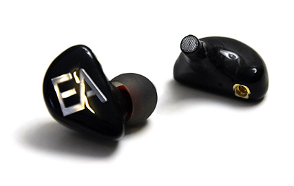 Ecouteurs intra-auriculaires in-ear monitors Erdre Audio EA B201B