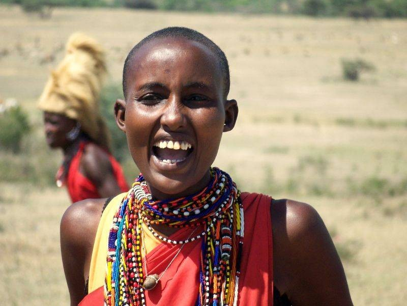 I am Happy Masai girl from Kenya thank you for your donations please visit us.