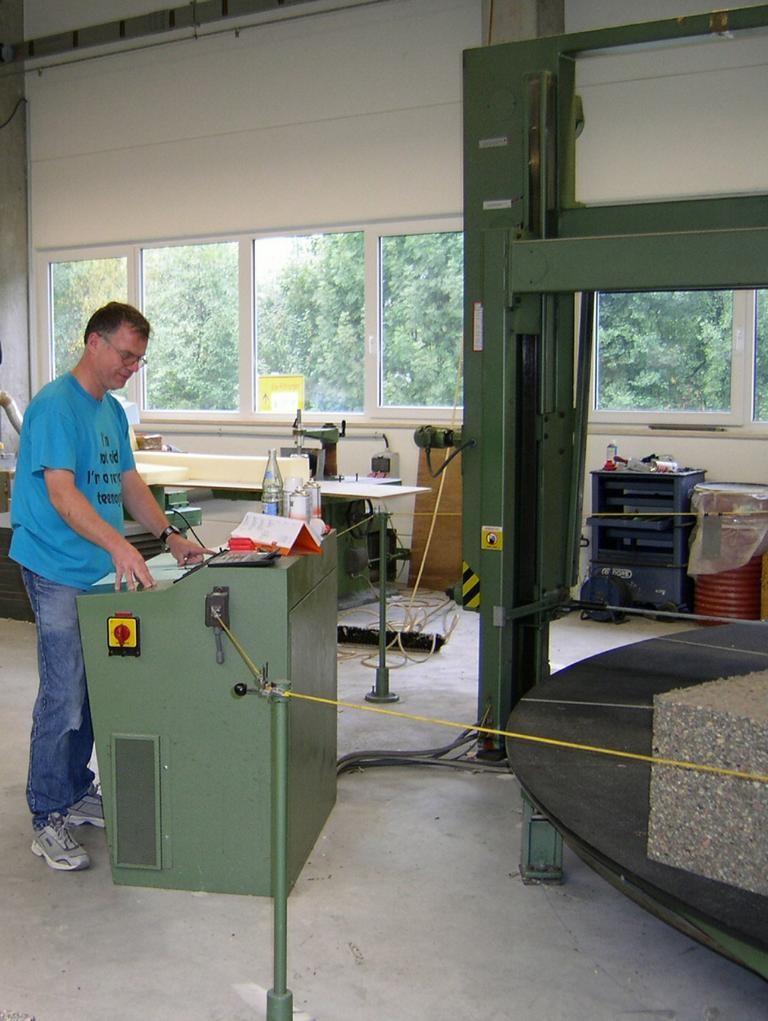 Automatische, mannlose Produktion