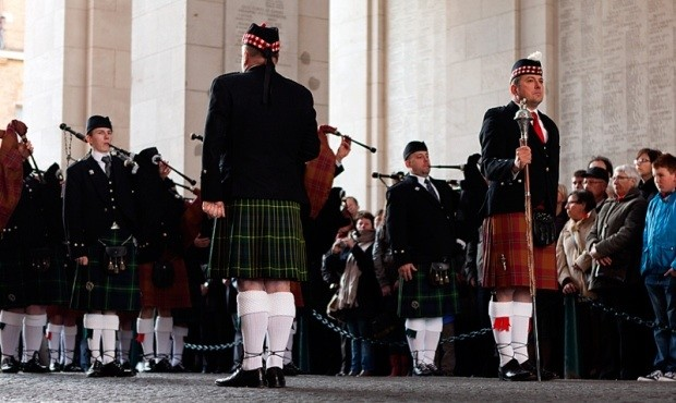 To learn more about Menin Gate memorial, click the picture