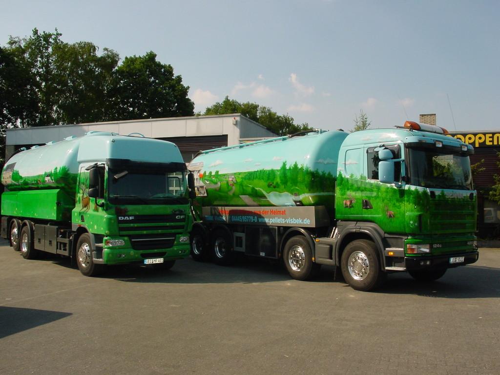 "Airbrush Truck ""Pellets"""