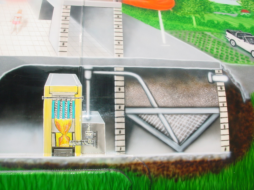 "Airbrush Truck ""Pellets 2"" Detail"