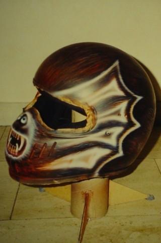 Airbrush Helm 11