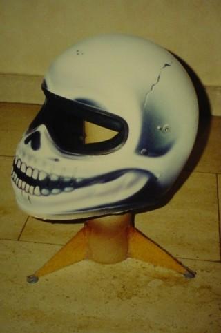 Airbrush Helm 13