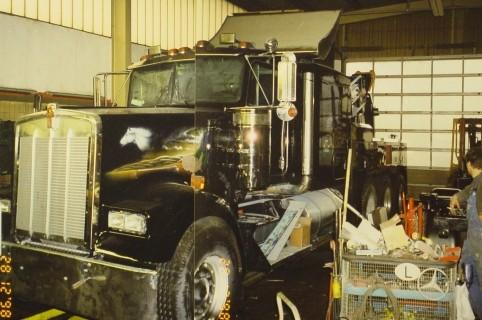 """Airbrsh Truck """"Schlepper"""""""