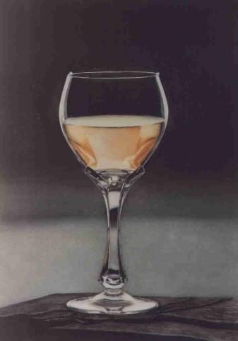 "Airbrush Wandbild ""Glas"""