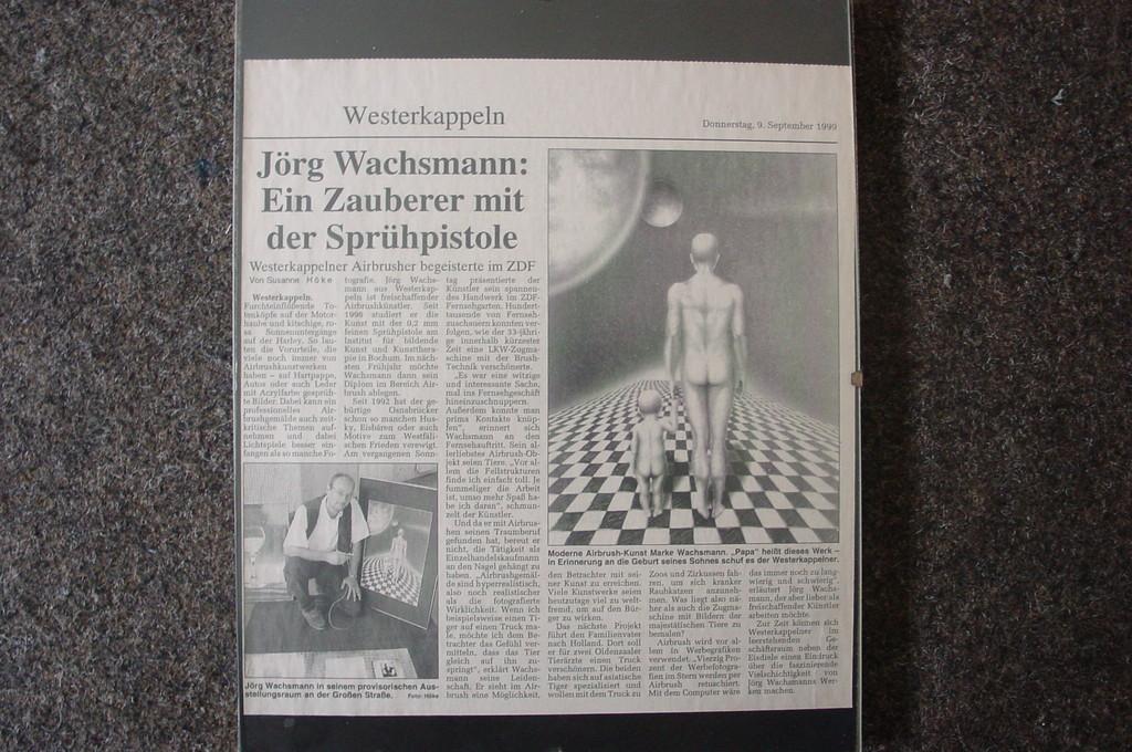 Neue Osnabrücker Zeitung    9.Sep.1999