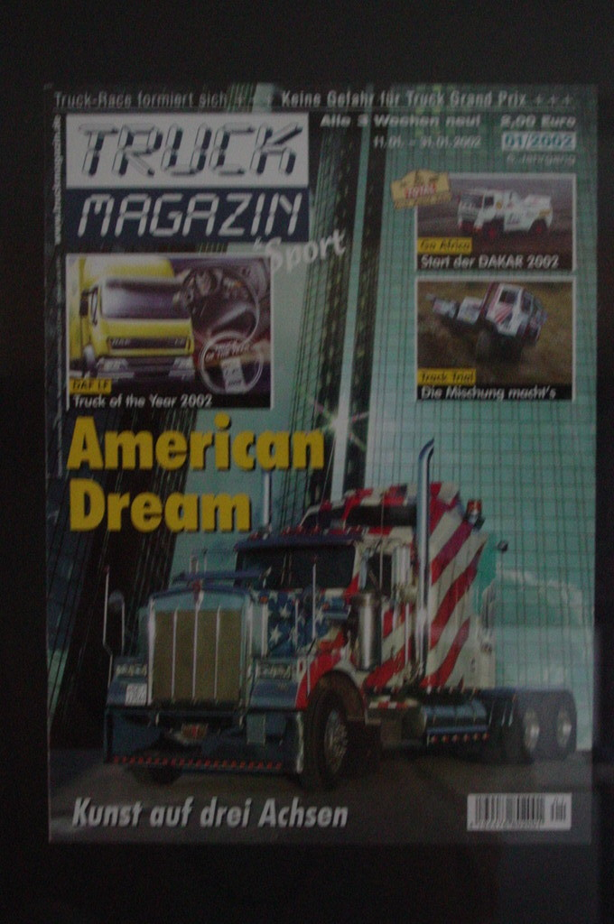 Truck Magazin    31.Jan,2002