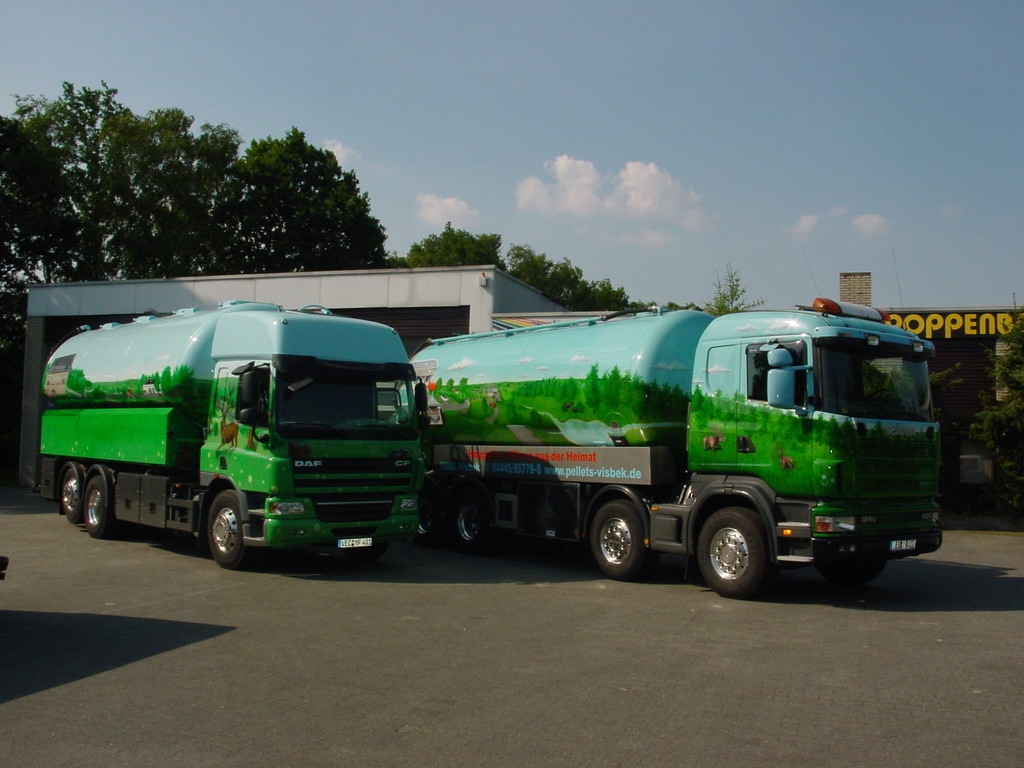 "Airbrush Truck ""Pellets 1 & 2"""