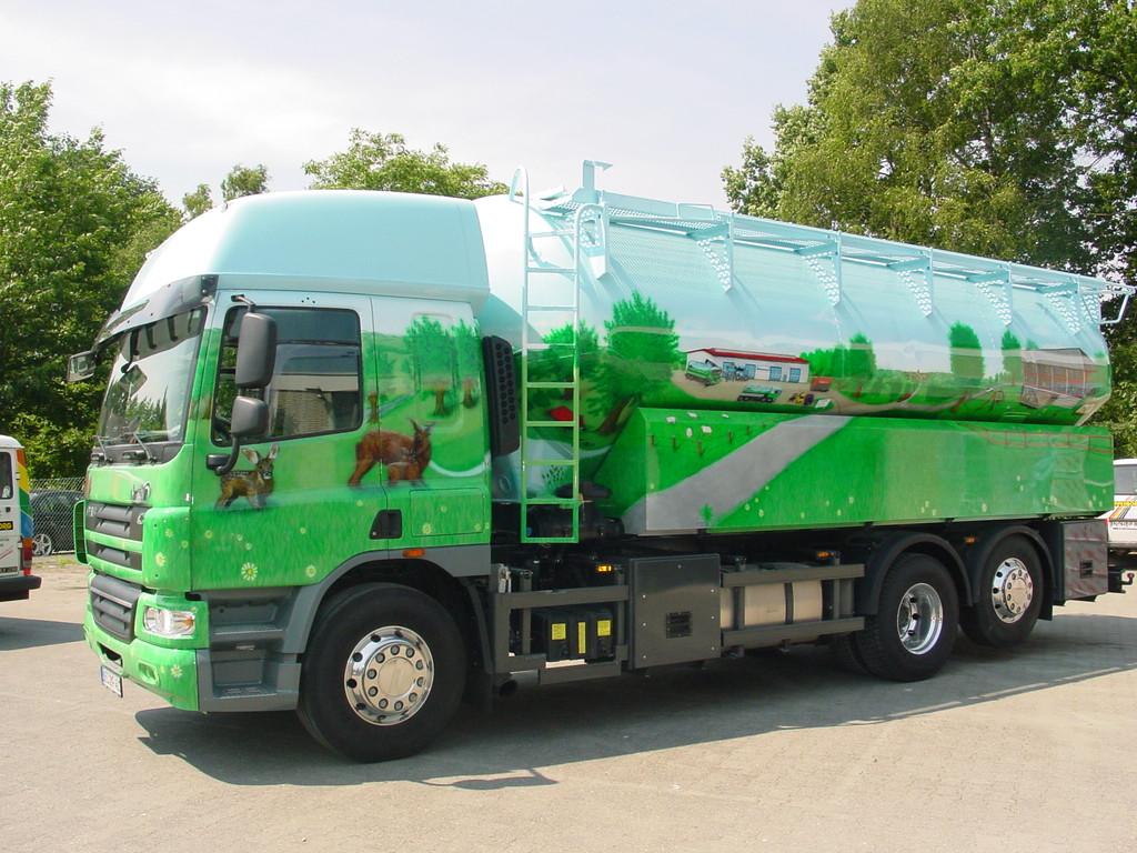 "Airbrush Truck ""Pellets 2"""
