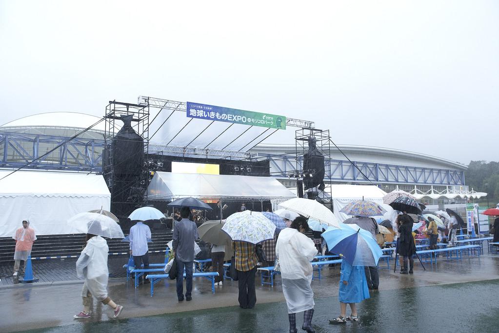 大雨になってしまったのに、きて下さってありがとうございました!皆様のおかげで、ポジティブに朗読ライブを行うことができました。