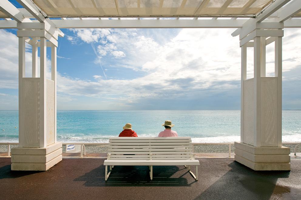 Dr. Ingo Thomas:  Promenade des Anglais