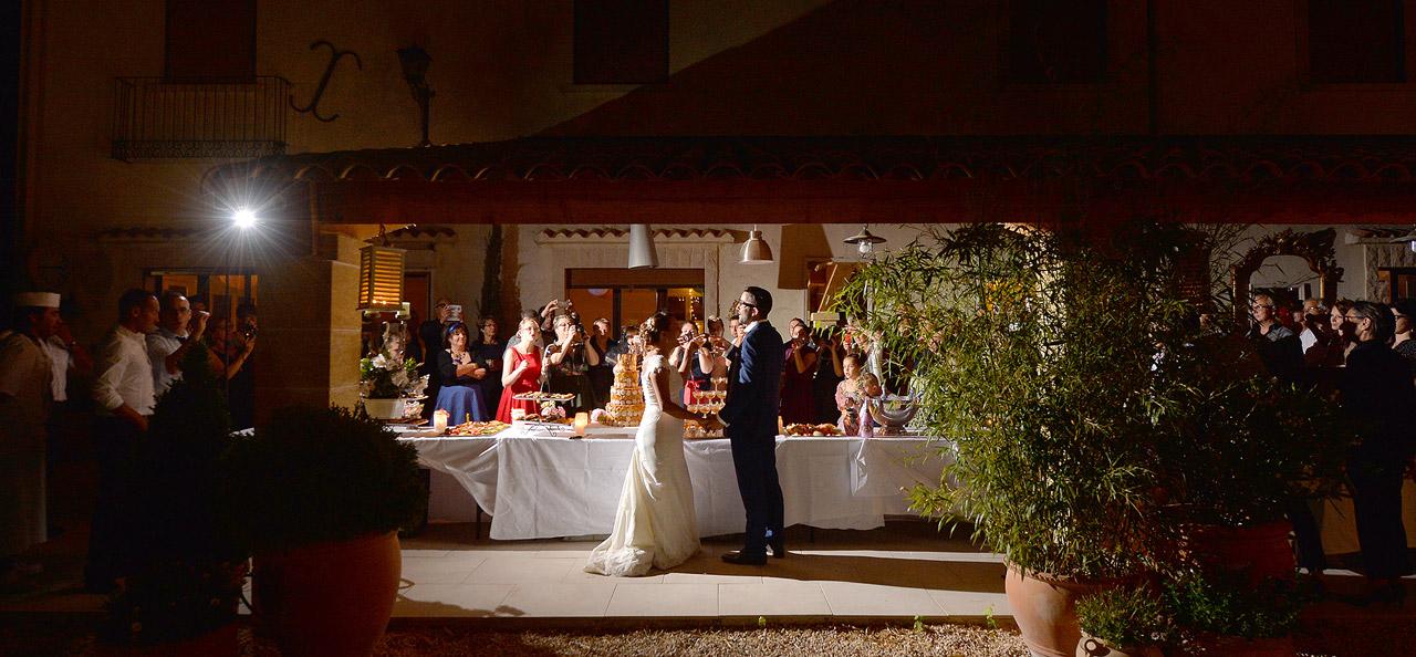 Salle de réception à Nîmes