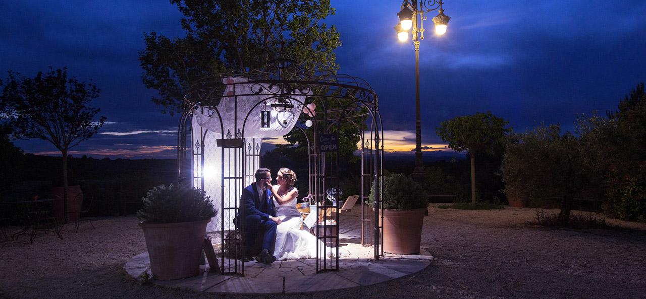 Location salle de mariage à Nîmes