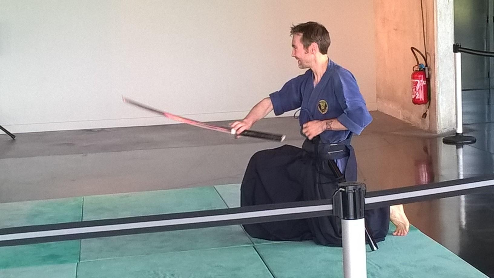 Netsujo Neudorf / Katori Shinto Ryu