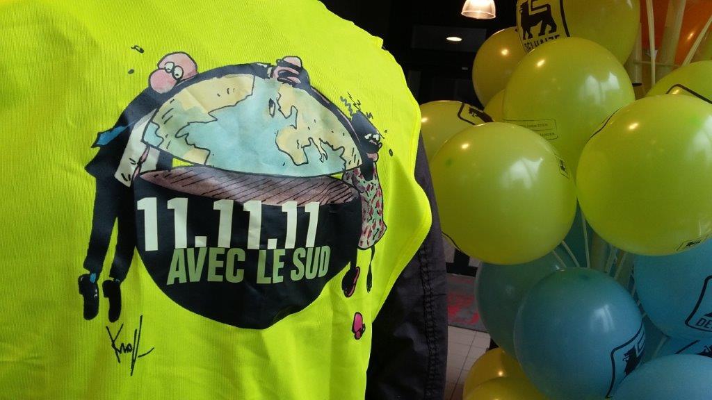 La 50e Opération 11.11.11 CNCD est lancée !
