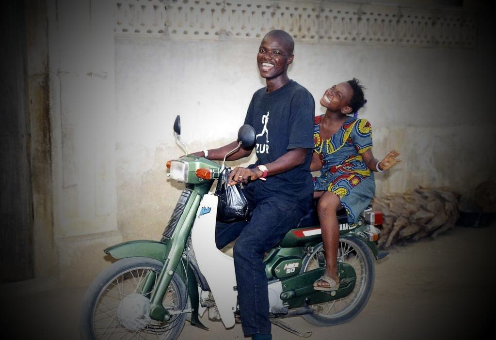 Willy & Gino - Cotonou 2006
