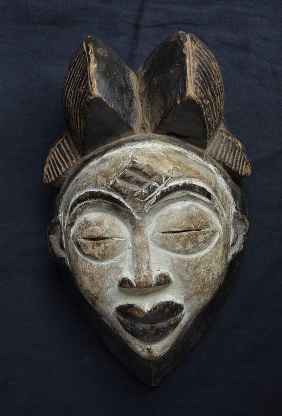 dessins attrayants offre spéciale matériaux de haute qualité Masque africain du Gabon - masques, statues, d'art Africain