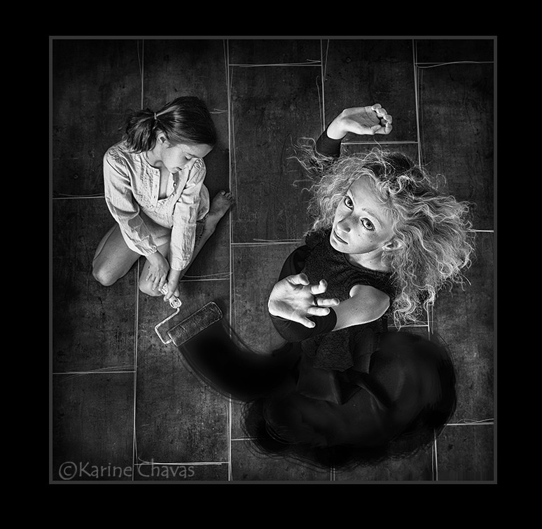 """Série """"La petite robe noire"""""""