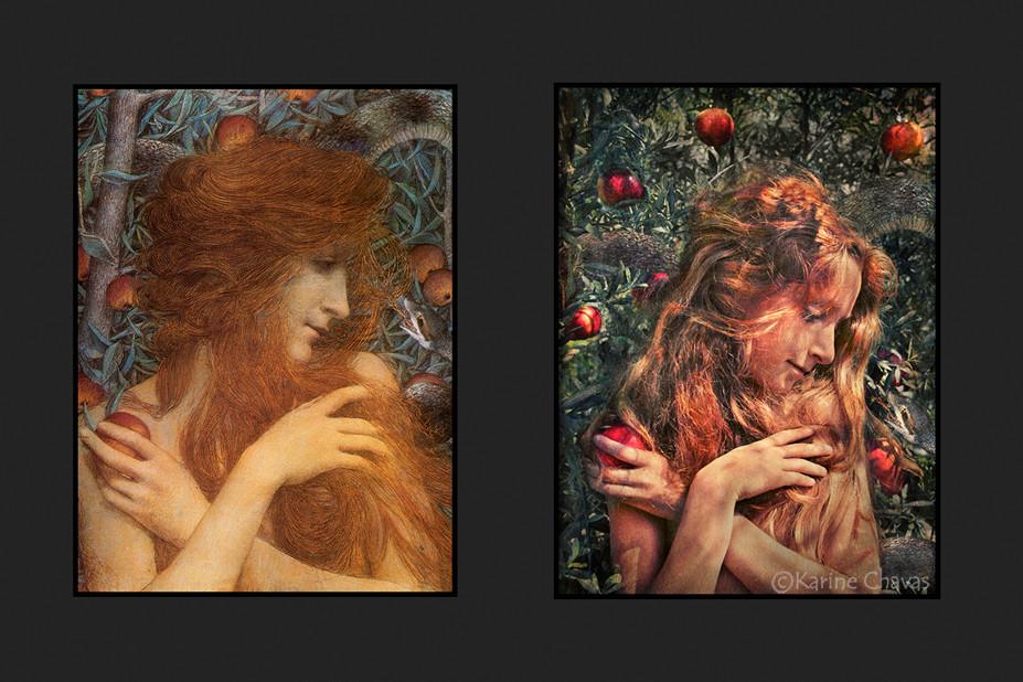 Eve - Tableau de Rossetti/version classique