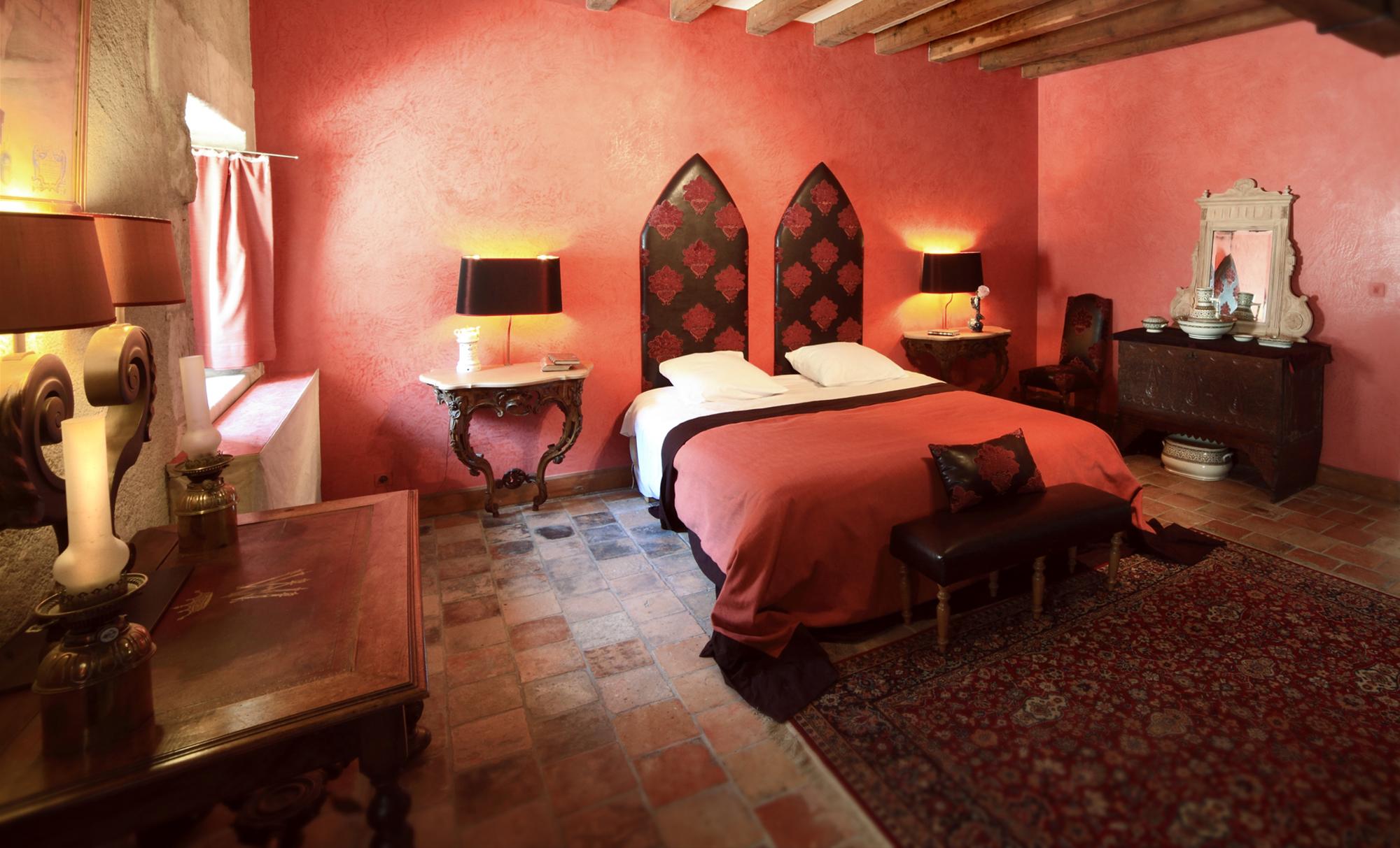 Chambres D H 244 Tes Dans Un Chateau 20mn De Beauval Et