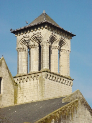 Abbatiale de Beaulieu-lès-Loches