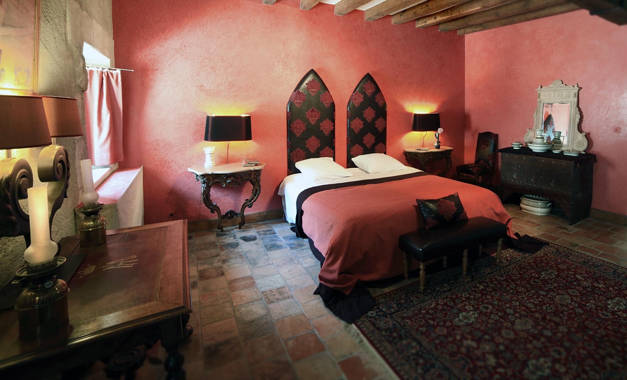Chambres et table d h´tes pr¨s de Loches La Corroirie Touraine